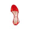 BATA Chaussures Femme bata, Rouge, 663-5377 - 17