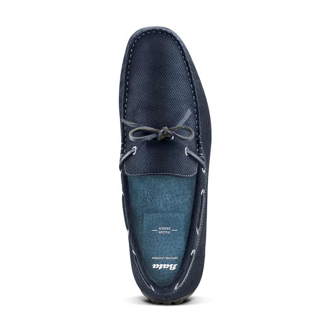BATA Chaussures Homme bata, Bleu, 853-9146 - 17