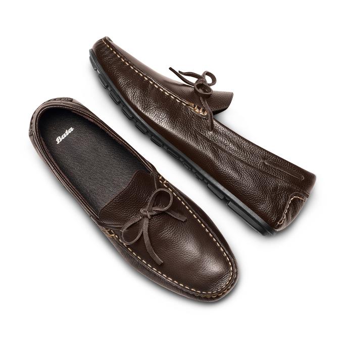 BATA Chaussures Homme bata, Brun, 854-4255 - 26