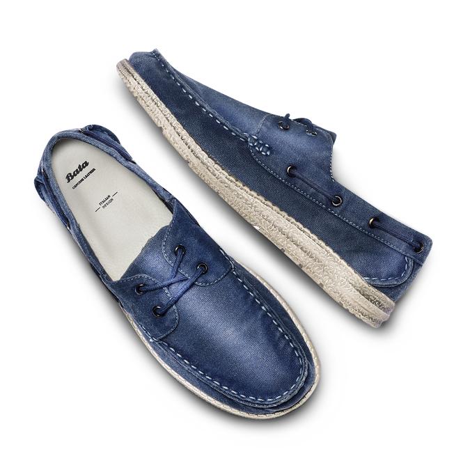 BATA Chaussures Homme bata, Bleu, 859-9198 - 26
