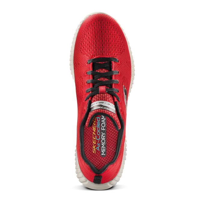 SKECHERS  Chaussures Homme skechers, Rouge, 809-5219 - 17