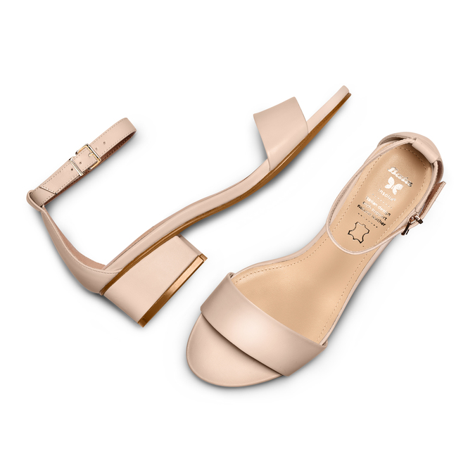 INSOLIA Chaussures Femme insolia, Jaune, 664-8104 - 26