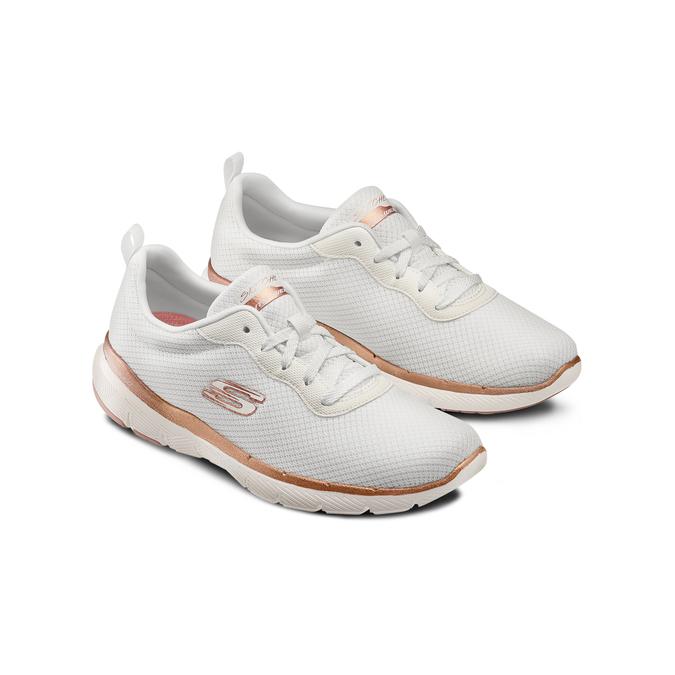 SKECHERS  Chaussures Femme skechers, Blanc, 509-1169 - 16
