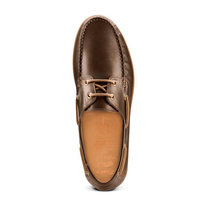 FLEXIBLE Chaussures Homme flexible, Brun, 854-4106 - 17