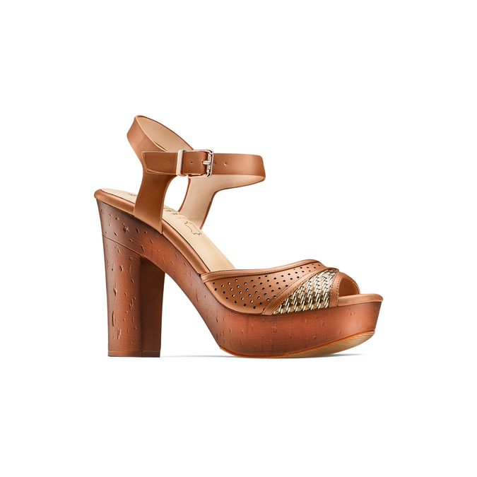 INSOLIA Chaussures Femme insolia, Brun, 764-3190 - 13