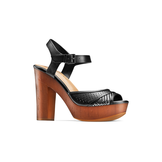 INSOLIA Chaussures Femme insolia, Noir, 764-6190 - 13