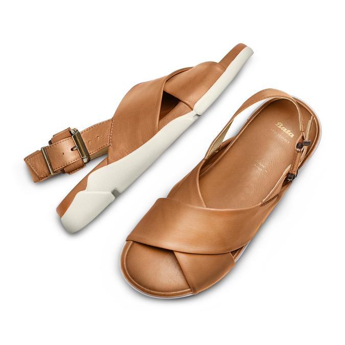 BATA Chaussures Femme bata, Brun, 564-3395 - 26