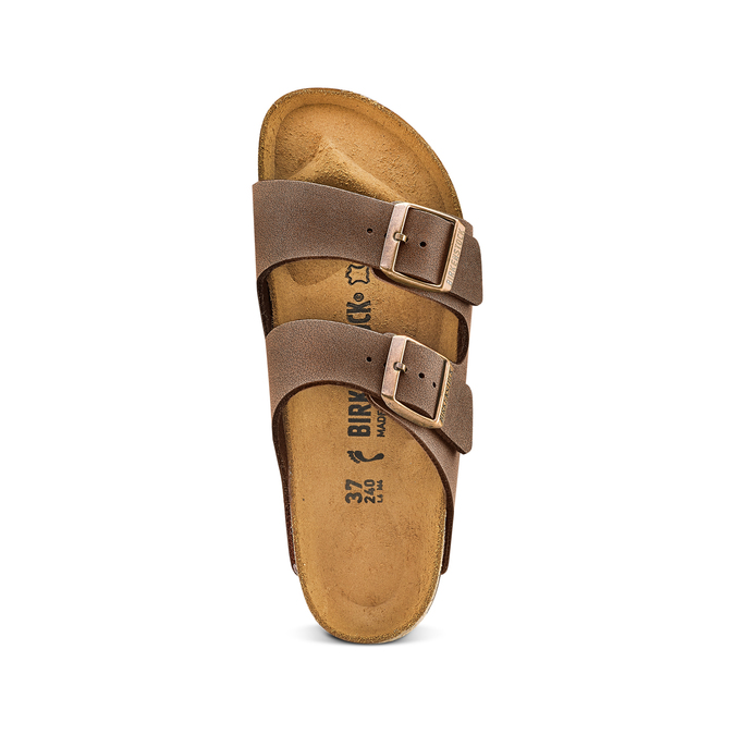 Birkenstock Chaussures Femme birkenstock, Brun, 571-4134 - 17
