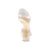 BATA Chaussures Femme bata, Blanc, 764-1535 - 17