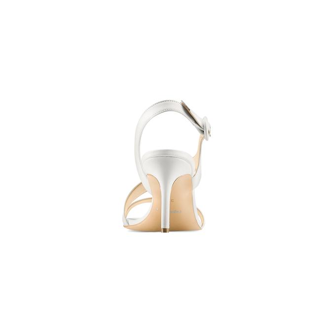 BATA Chaussures Femme bata, Blanc, 764-1535 - 15