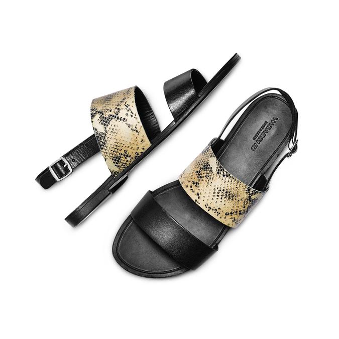 VAGABOND Chaussures Femme vagabond, Jaune, 564-8329 - 26