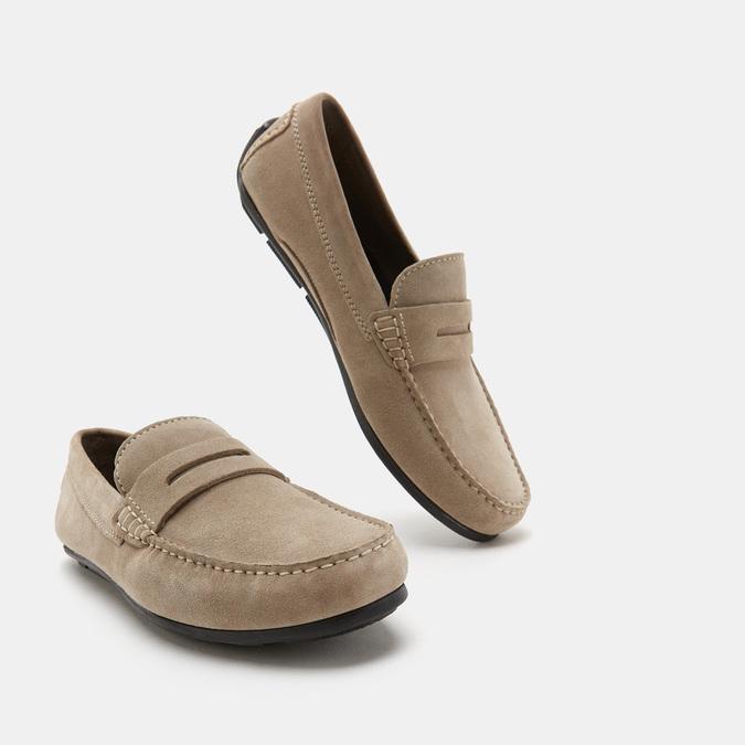 BATA Chaussures Homme bata, Gris, 853-2145 - 19