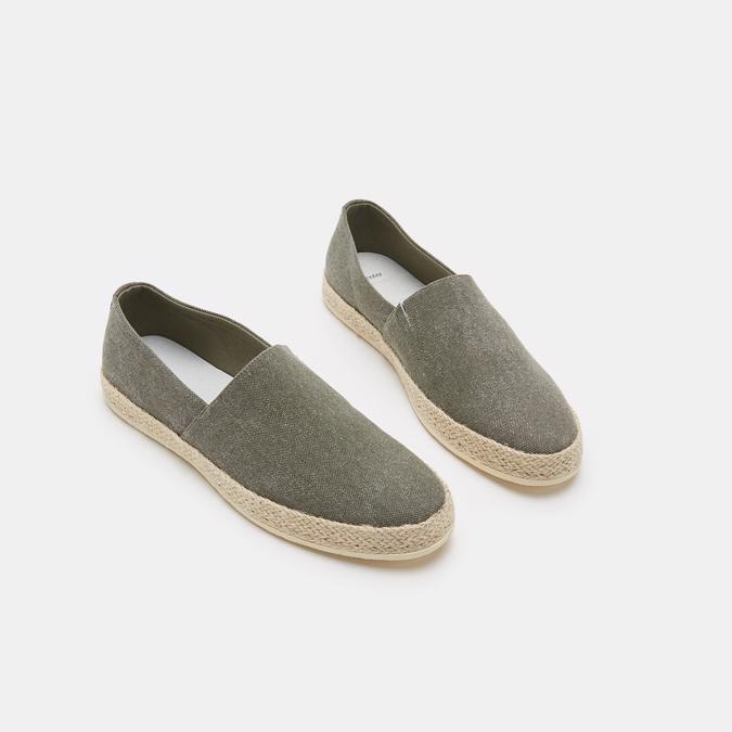 BATA Chaussures Homme bata, Vert, 859-7703 - 26