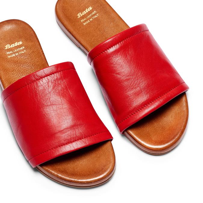 BATA Chaussures Femme bata, Rouge, 564-5146 - 26