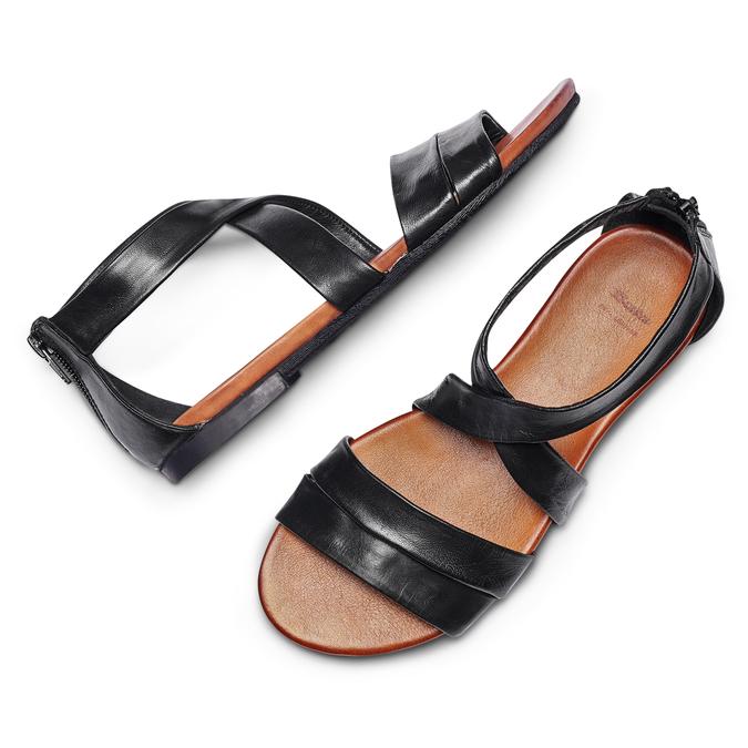 BATA Chaussures Femme bata, Noir, 564-6327 - 26