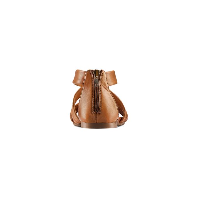BATA Chaussures Femme bata, Brun, 564-3327 - 15