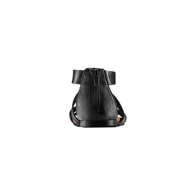 BATA Chaussures Femme bata, Noir, 564-6327 - 15