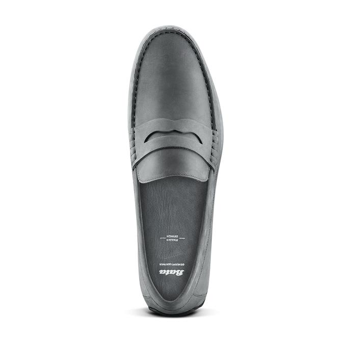 BATA Chaussures Homme bata, Gris, 856-2263 - 17