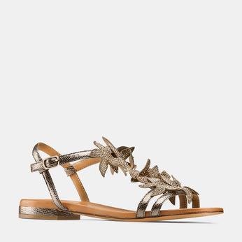 BATA Chaussures Femme bata, Gris, 563-2559 - 13