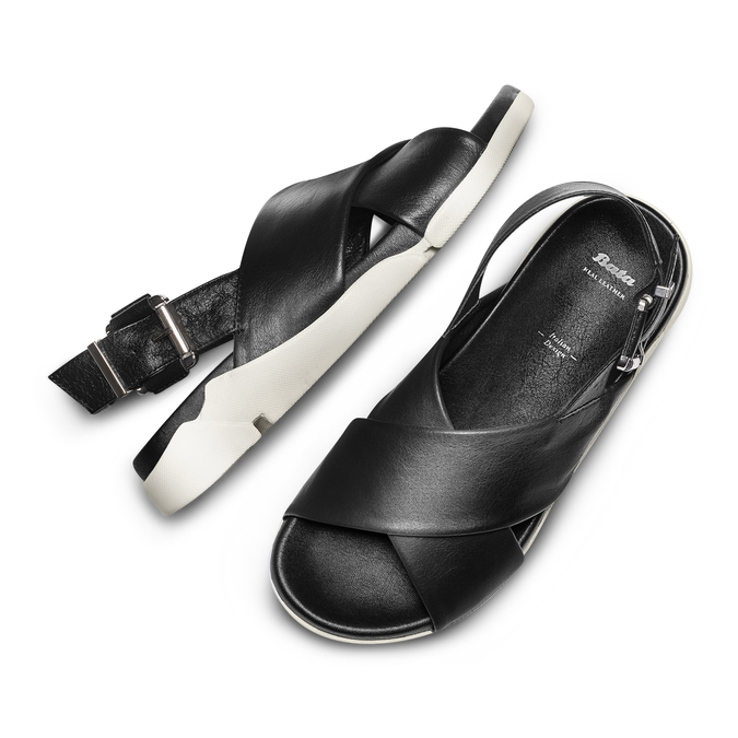 BATA Chaussures Femme bata, Noir, 564-6395 - 26