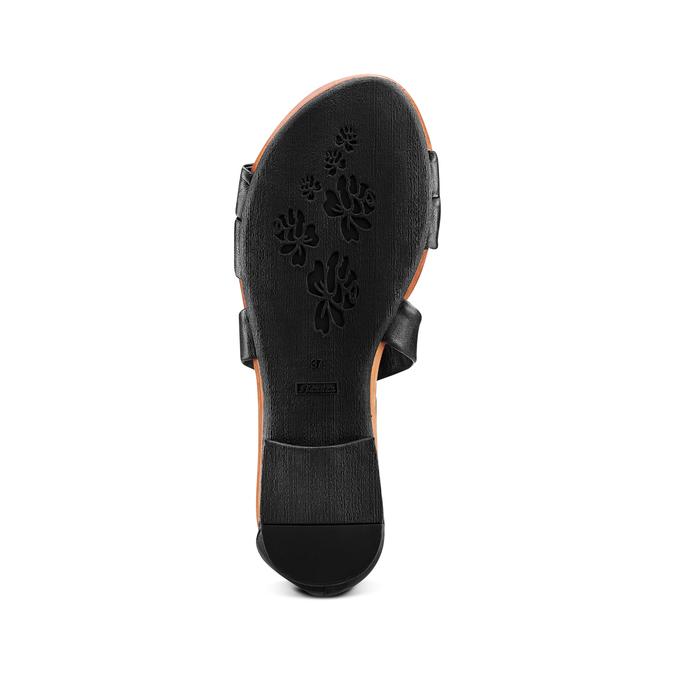 BATA Chaussures Femme bata, Noir, 564-6327 - 19