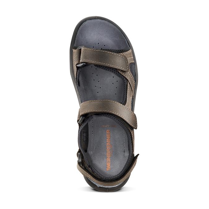 WEINBRENNER Chaussures Homme weinbrenner, Gris, 863-2197 - 17