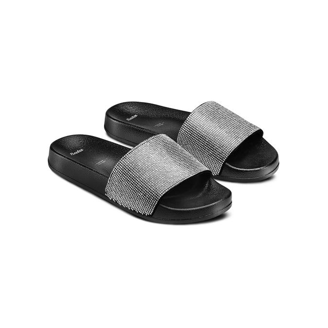 BATA Chaussures Femme bata, Argent, 571-6570 - 16