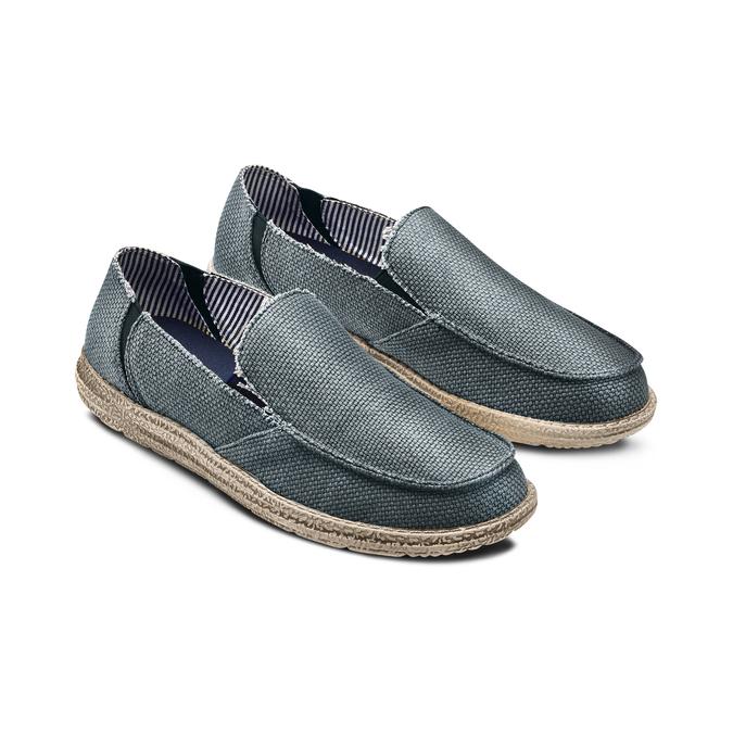 BATA Chaussures Homme bata, Bleu, 859-9262 - 16