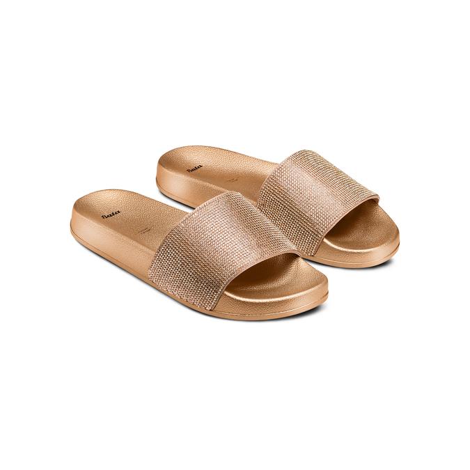 BATA Chaussures Femme bata, Rose, 571-5570 - 16