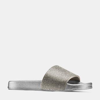BATA Chaussures Femme bata, Argent, 571-1570 - 13