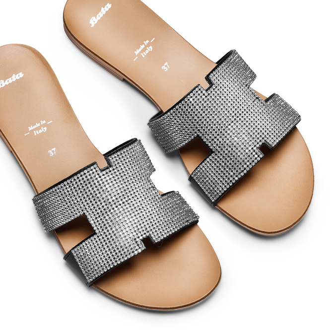 BATA Chaussures Femme bata, Noir, 571-6569 - 26