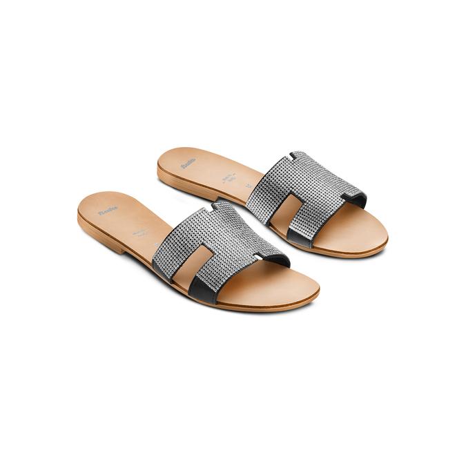 BATA Chaussures Femme bata, Noir, 571-6569 - 16