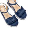 BATA Chaussures Femme bata, Bleu, 669-9382 - 26