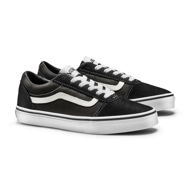 Chaussures Enfant vans, Noir, 489-6103 - 26