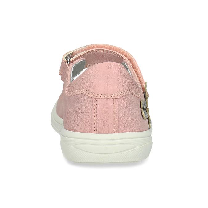 Childrens shoes mini-b, Rouge, 221-5216 - 15