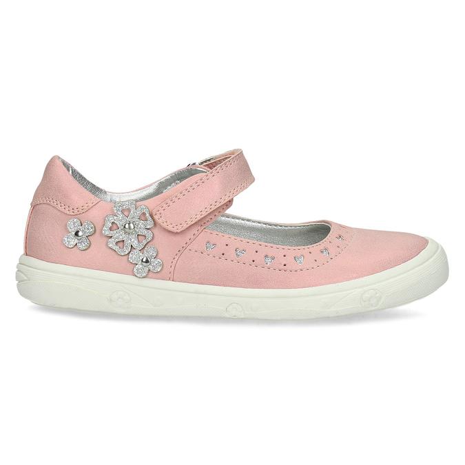 Childrens shoes mini-b, Rouge, 221-5216 - 19