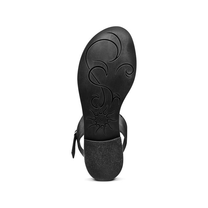 BATA Chaussures Femme bata, Noir, 564-6571 - 19