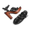 BATA Chaussures Femme bata, Noir, 761-6582 - 26