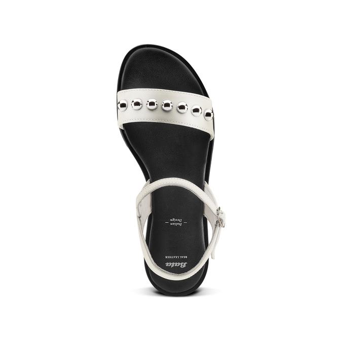 BATA Chaussures Femme bata, Blanc, 564-1571 - 17