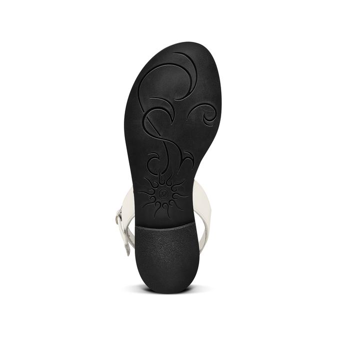 BATA Chaussures Femme bata, Blanc, 564-1571 - 19