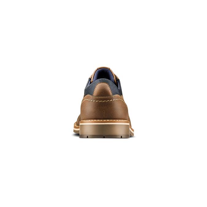 BATA RL Chaussures Homme bata-rl, Brun, 821-3902 - 15