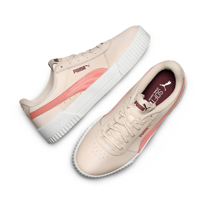 Chaussures Femme puma, Rose, 501-5323 - 26