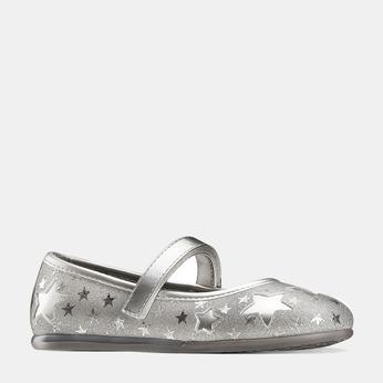 Chaussures Enfant mini-b, Argent, 229-1258 - 13