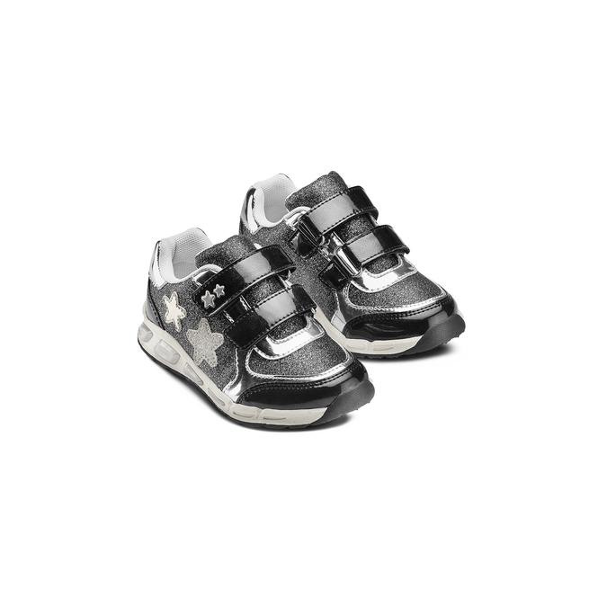 Chaussures Enfant mini-b, Noir, 229-6257 - 16