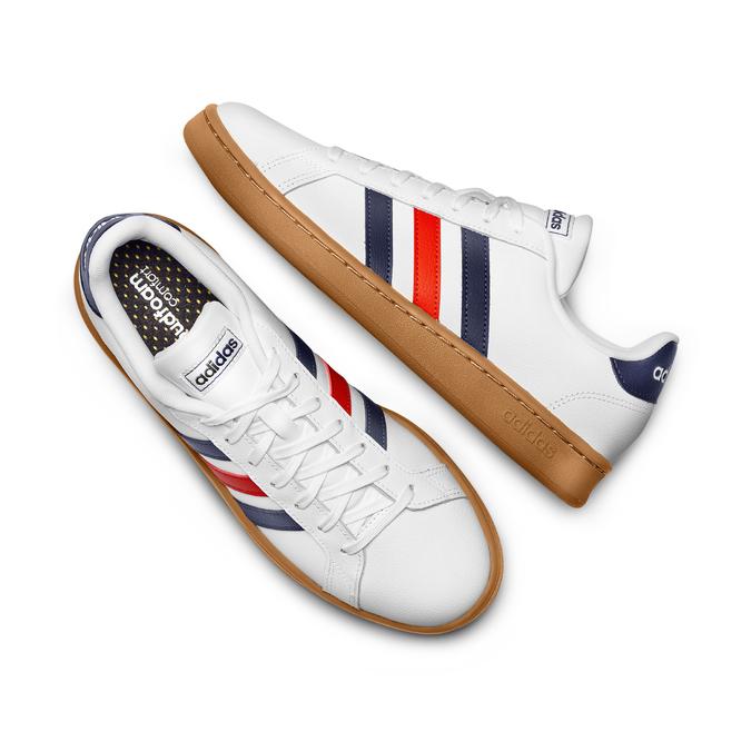 ADIDAS Chaussures Homme adidas, Blanc, 801-1163 - 26