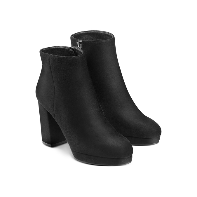 BATA Chaussures Femme bata, Noir, 799-6216 - 16