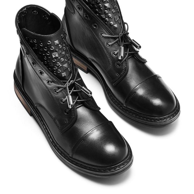 BATA Chaussures Femme bata, Noir, 591-6135 - 17