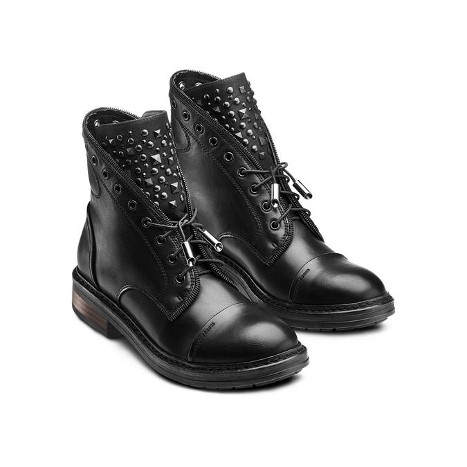 BATA Chaussures Femme bata, Noir, 591-6135 - 16