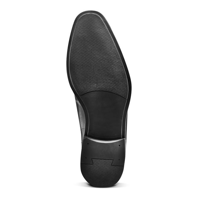Chaussures Homme bata, Noir, 824-6344 - 19