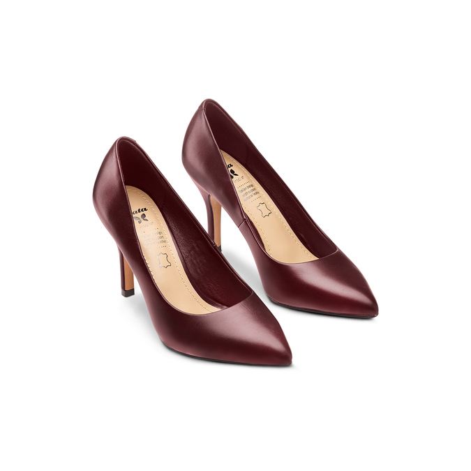 INSOLIA Chaussures Femme insolia, Rouge, 724-5296 - 16